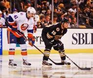 David Ullstrom e Tyler Seguin (hockey del NHL) Fotografie Stock Libere da Diritti