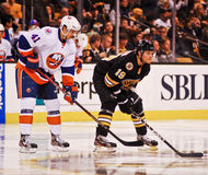 David Ullstrom and Tyler Seguin (NHL Hockey) Royalty Free Stock Photos