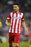 David Villa of Atletico de Madrid Stock Image