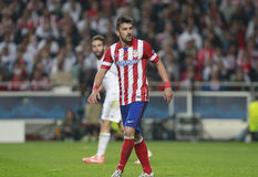 DAVID VILLA Royalty Free Stock Photography