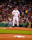 David Wells, Boston Rode Sox Stock Foto's