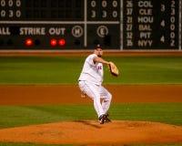 David Wells, Boston Rode Sox Stock Fotografie