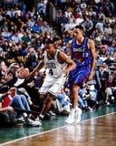 David Welsey, Boston Celtics Fotografia Stock Libera da Diritti