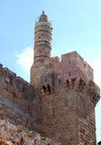 david wieży Zdjęcia Royalty Free