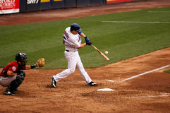 david wright Royaltyfri Bild