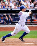 David Wright de los New York Mets Foto de archivo