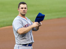 David Wright New York Mets Arkivfoton