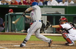 David Wright, New York Mets Royalty-vrije Stock Afbeelding
