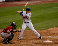 David Wright New York Mets Imagens de Stock Royalty Free