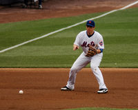 David Wright New York Mets Immagine Stock