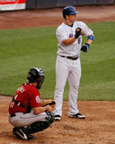 David Wright New York Mets Royaltyfri Fotografi