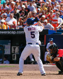 David Wright New York Mets Arkivbilder