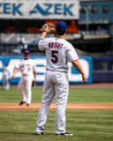 David Wright New York Mets Royalty Free Stock Image