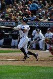 David Wright. New York Mets 3B David Wright.  Image taken from color slide Stock Image