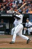 David Wright, New York Mets. New York Mets third baseman, David Wright, #5 Stock Photo