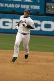 David Wright. New York Mets third baseman, David Wright, #5 Stock Images