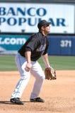 David Wright. New York Mets third baseman David Wright Stock Photo