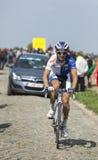 Davide Frattini - Paris Roubaix 2014 Stock Image