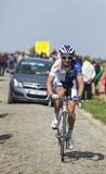Davide Frattini - Paris Roubaix 2014 Stock Image