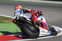 Davide Giuliano - Ducati 1098R - Althea Racing Stock Images