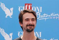 Davide Iacopini al Giffoni Film Festival 2016 Stock Image