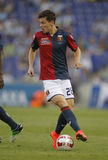 Davide Marsura of Genoa CFC Royalty Free Stock Photo