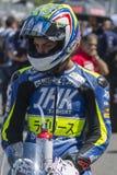 Davide Pizzoli. Moto3. Laglisse Team Stock Photos