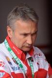 Davide Tardozzi team manager Ducati Xerox team stock photography