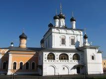 davidova monasteru pustin Russia Obraz Royalty Free