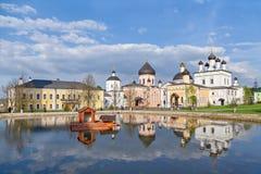 Davidova Pustyn klasztor fotografia royalty free