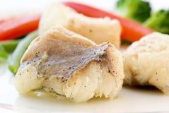 davil fillet ryba morze Zdjęcie Royalty Free