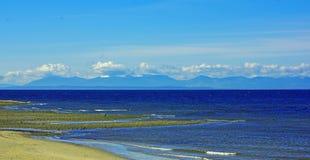 Davis Bay Vista Imagen de archivo libre de regalías