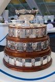 Davis-Cup lizenzfreie stockbilder