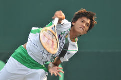 The Davis Cup 2010 Royalty Free Stock Photography