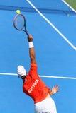 Davis Cup: Ukraine v Austria Stock Photo