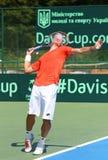 Davis Cup: Ukraine v Austria Stock Photos