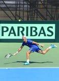 Davis Cup: Ukraine v Austria Royalty Free Stock Photo