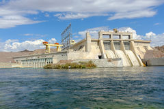 Davis Dam - laughlin Nevada Royalty Free Stock Photos