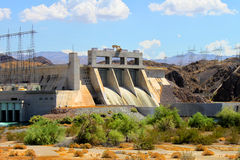 Davis Dam Laughlin Nevada Stock Images