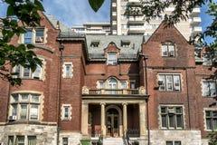 Davis house McGill University Royalty Free Stock Photos