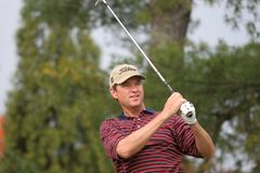 Davis Love III, Tour Championship, Atlanta, 2006 Royalty Free Stock Photography