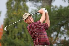 Davis Love III, Tour Championship, Atlanta, 2006 Stock Photography