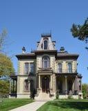Davis Mansion Stock Photo