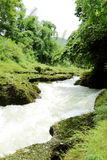 Davis waterfall Royalty Free Stock Images