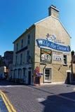 Davitts Quay Dungarvan Stockfoto