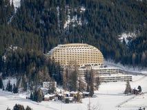 Luxury hotel Intercontinental Stock Photo
