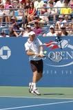 Davydenko Nikolai at US Open 2008 (19) Royalty Free Stock Photos