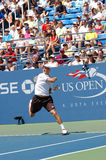 Davydenko Nikolai at US Open 2008 (27) Stock Photography