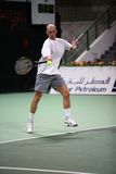 Davydenko returning in Qatar Stock Images