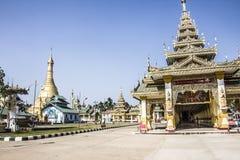 Dawei Pagoda Arkivfoton